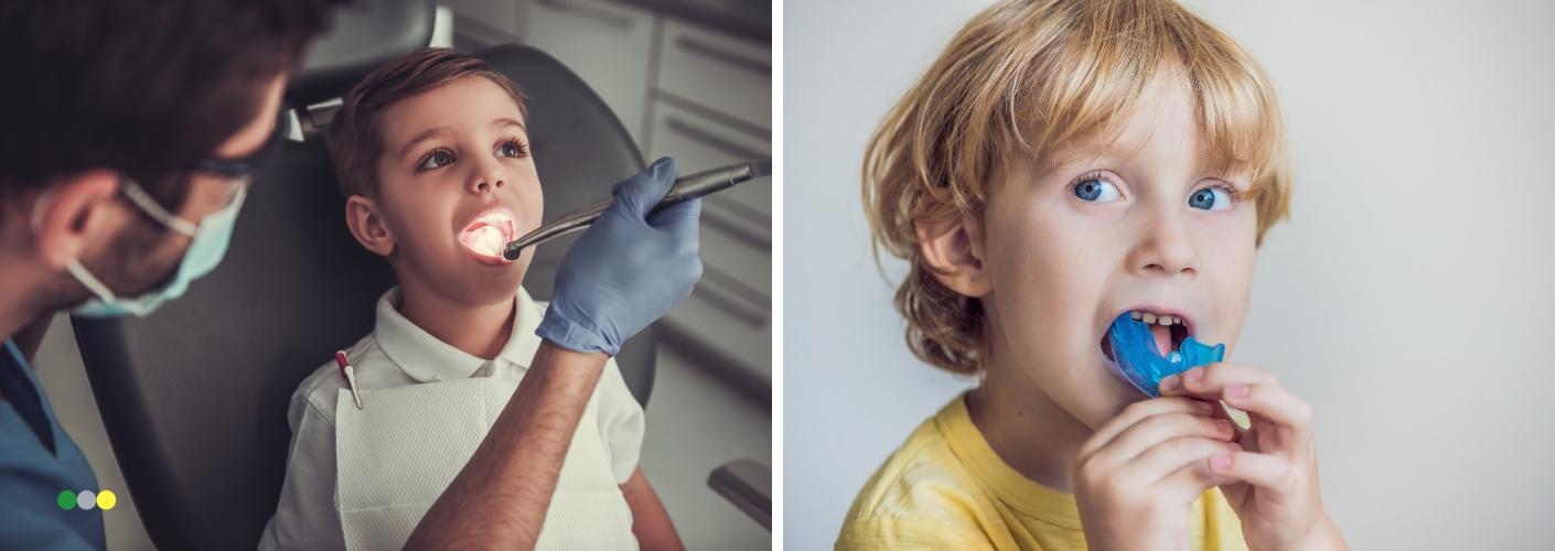 conoce los tratamientos de odontología en niños