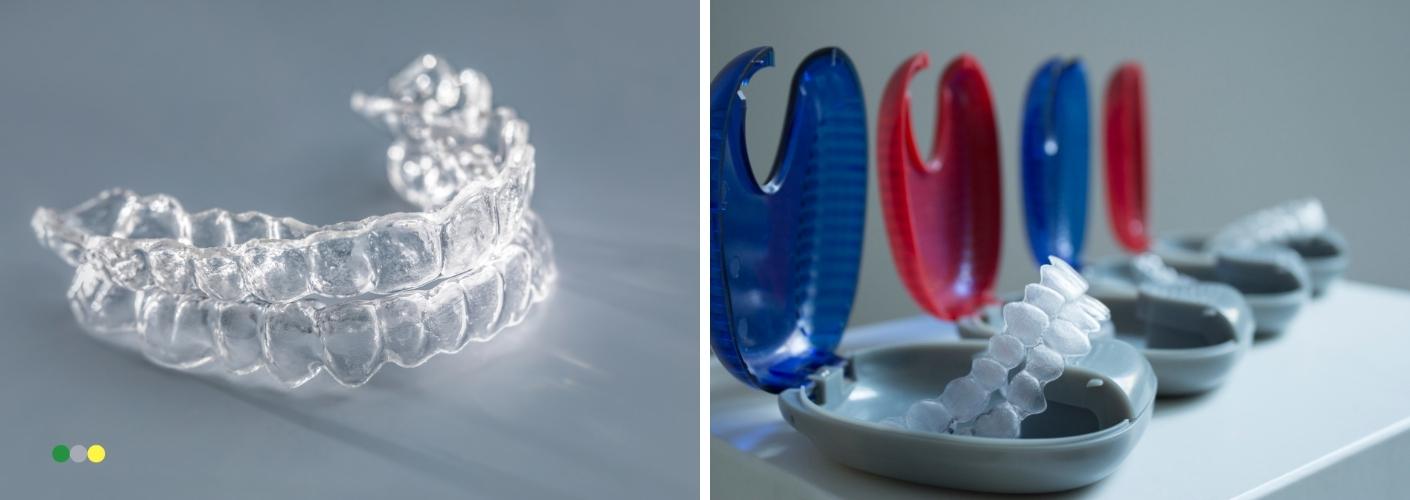La ortodoncia invisible tiene los mismos resultados que la convencional, pero no se ve que la llevas