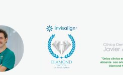 El Dr. Rafael Fajardo Candel obtiene el Invisalign Diamond Provider