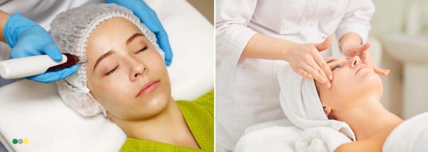 Tipos de mesoterapia facial que existen